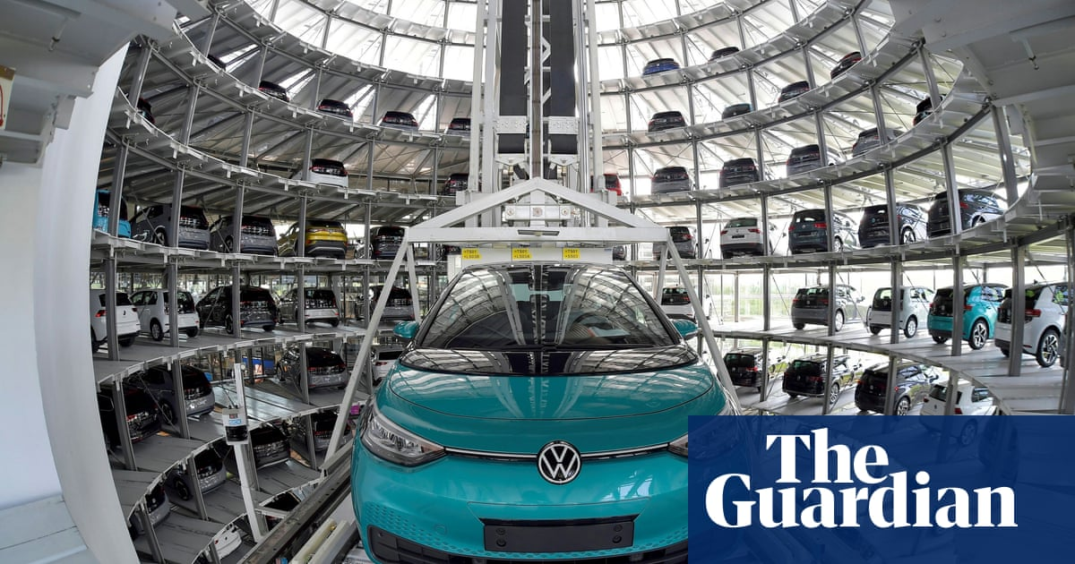 Volkswagen and Toyota face production cuts due to chip shortage