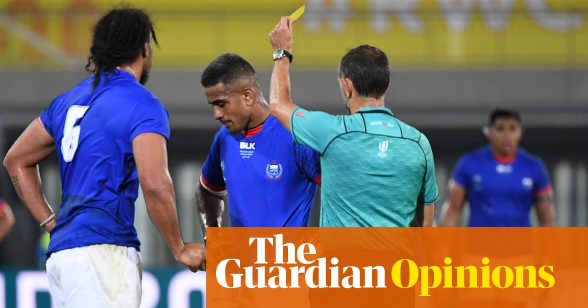 I've never known a sport to be on a knife edge like rugby union is in Japan | Ugo Monye