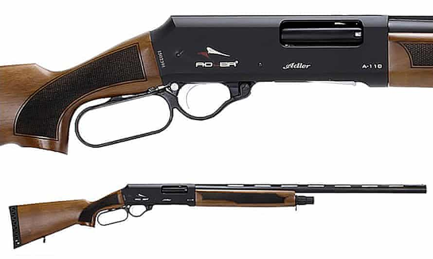 Adler shotgun - a controversial rapid-fire shotgun in Australia