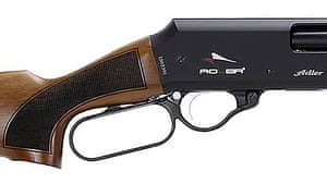 The Adler A-110 lever-action shotgun