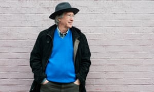 Author Ian McEwan photographed in his home in London.