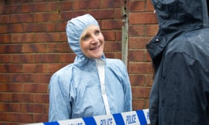Cagney & Lacey with mobile phones …  Scott & Bailey.