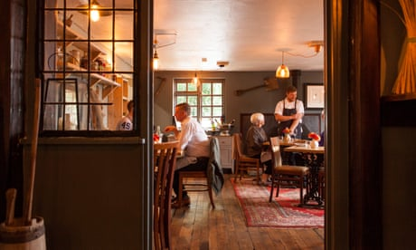 The Small Holding, Kilndown, Kent: 'Joy, pace and mischief' – restaurant review