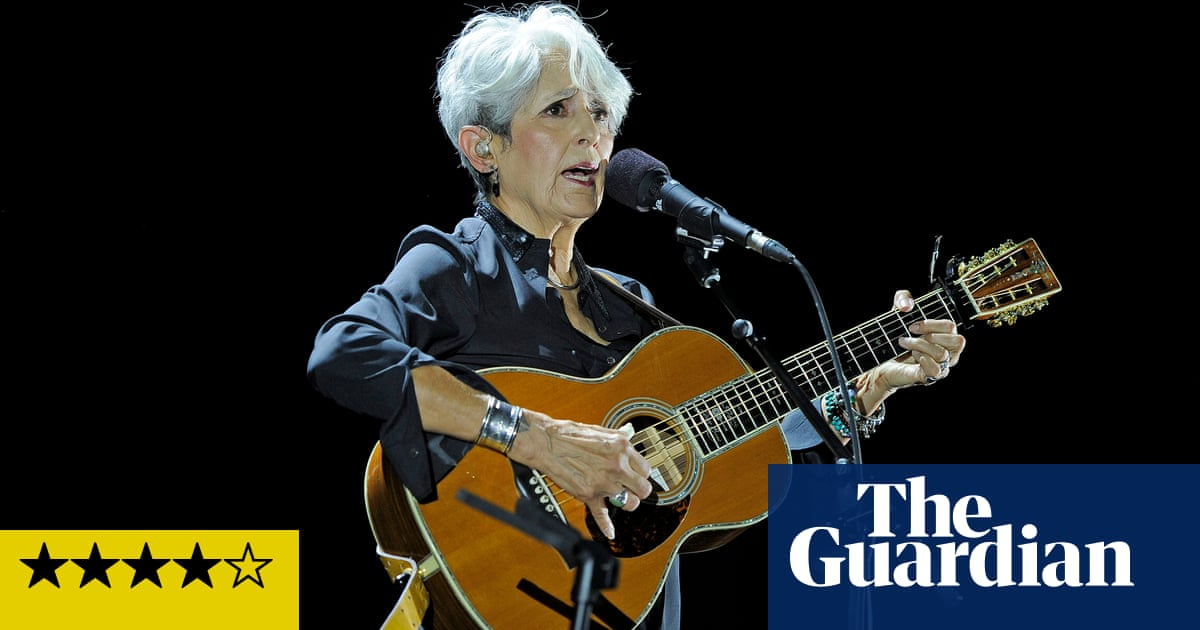 Joan Baez Review Queen Of Folk Bids A Poignant Farewell Music