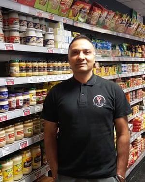 Dinesh Patel