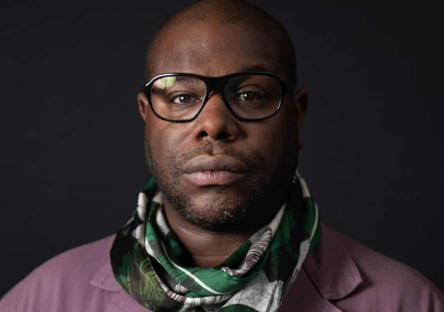 Steve McQueen: 'It's about putting these debates into the mainstream and then being absolutely open and honest.'