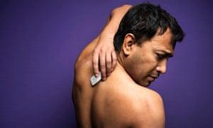 Rhik Samadder fixes Upright Go to his back