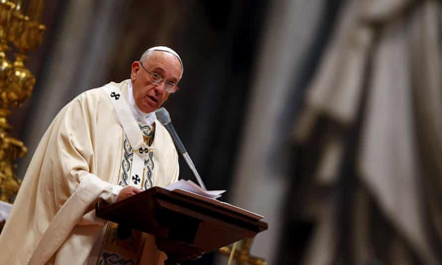 Pope Francis has stated his commitment to addressing the Catholic Church's legacy of abuse and cover-up