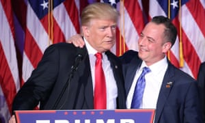 Reince Priebus may be the man to provide a reality check.