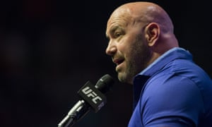Dana White is known for his outspoken views