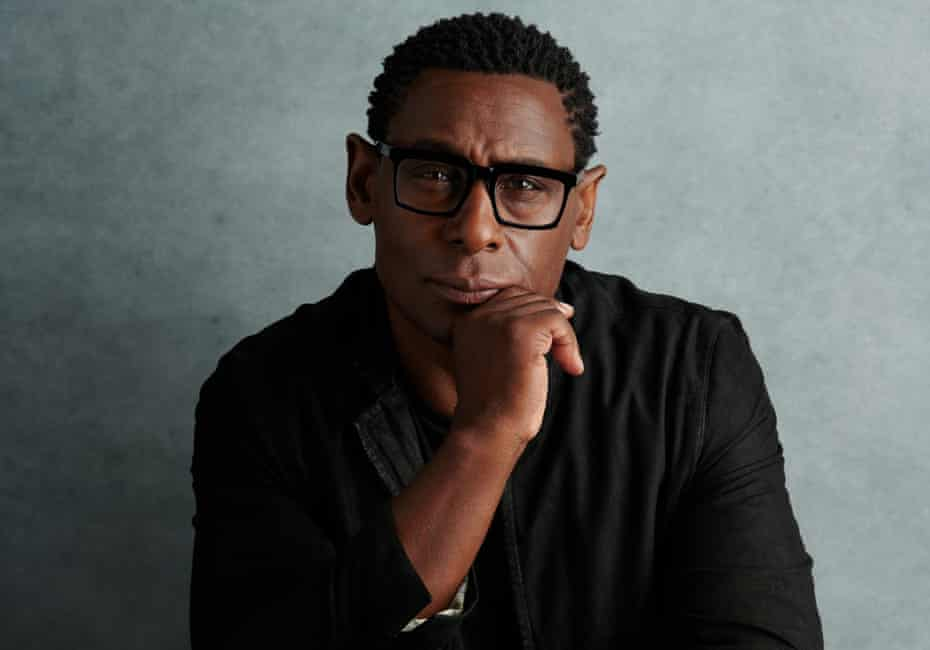 David Harewood, photographede in Vancouver earlier this month.