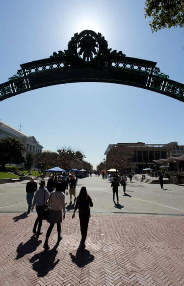 The campus at UC Berkeley. Sujit Choudhry's was one of the most high-profile cases of faculty misconduct at an American university in recent years.