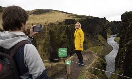 Justin Bieber effect leads to closure of Icelandic canyon