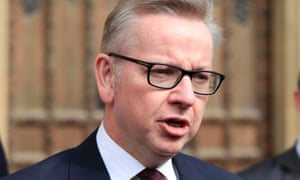 Michael Gove is among those saying government policy on EU workers is 'unacceptable'.