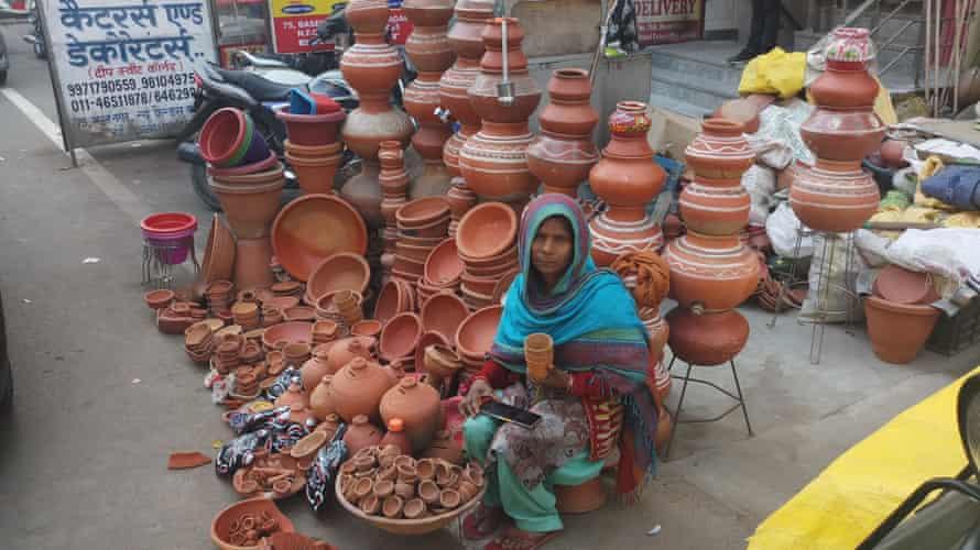 Potter Kanta Ram