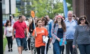 Southampton University Open Day