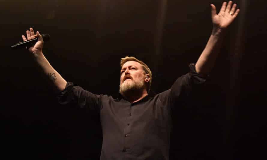 Elbow's Guy Garvey said the group had recently shortened the intro of a track so it would appear on playlists. Longer tracks don't suit the playlist system, musicians told MPs.