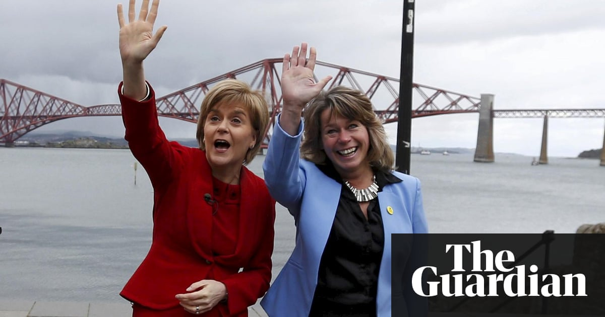 MP Michelle Thomson's details shown in Ashley Madison data hack |  Technology | The Guardian