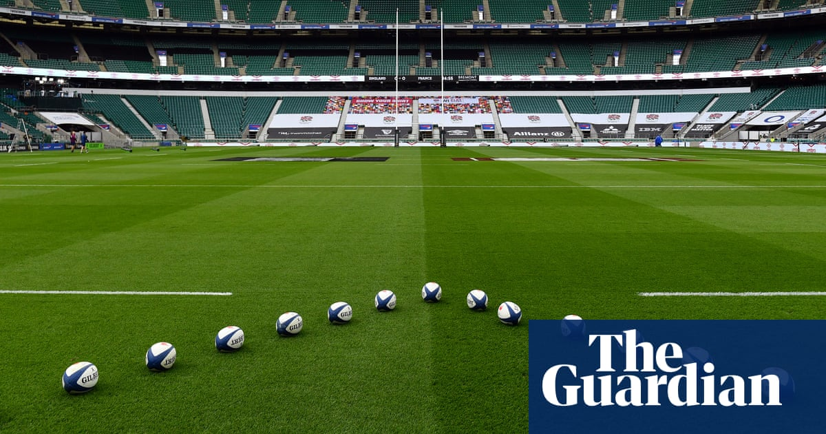 Twickenham to host European finals in front of up to 10,000 fans