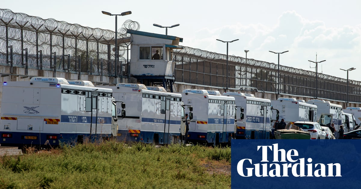Israel prison break: escape allegedly took place while guard slept