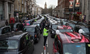 War on wheels: an Uber driver and a black-cab driver debate