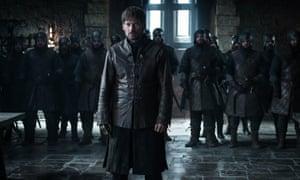 Sorrow, pity and emotional growth ... Jaime Lannister (Nikolaj Coster-Waldau).