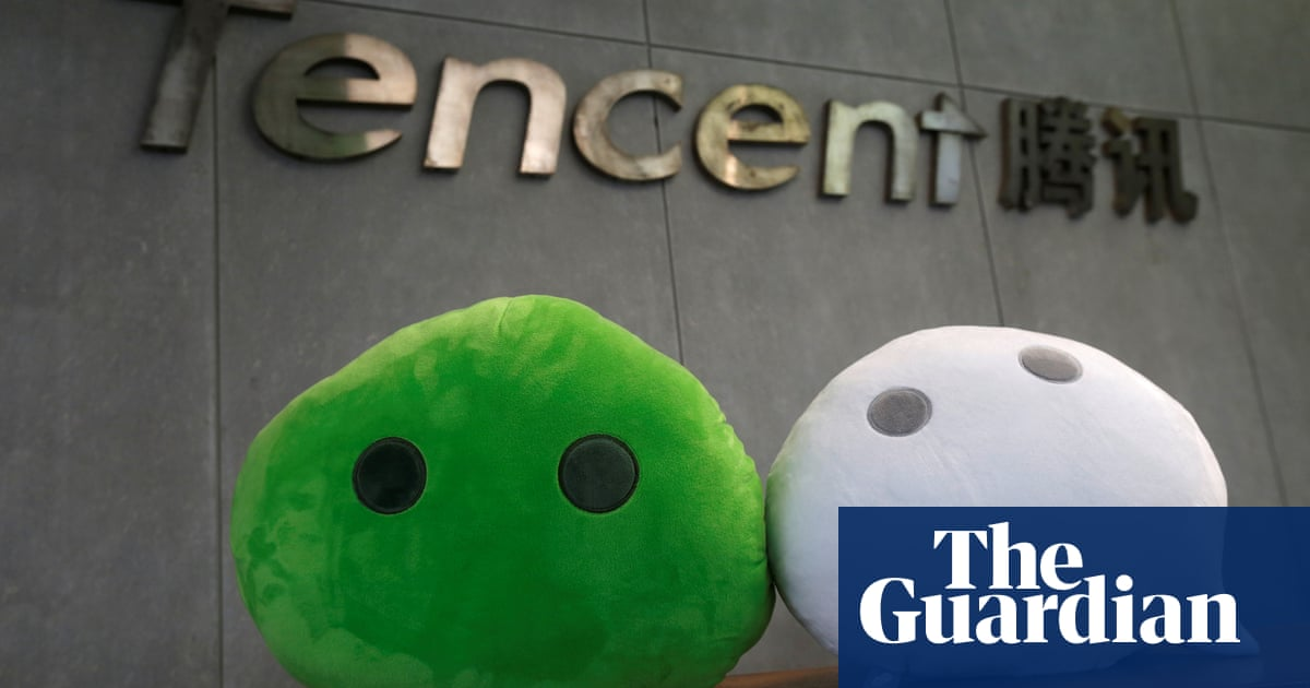 Tencent, the $500bn Chinese tech firm you may never have