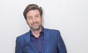 Nick Knowles: 'It's a been a labour of love ... there's been a certain degree of pain.'