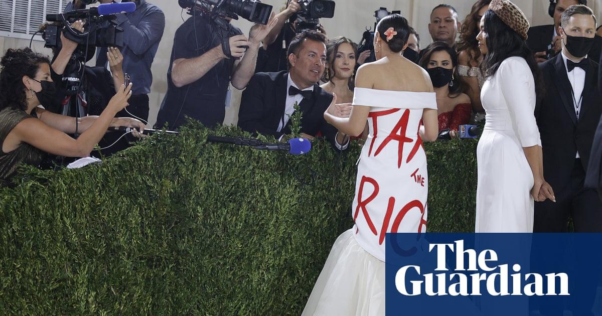 The body politic: Alexandria Ocasio-Cortez brings back the political slogan