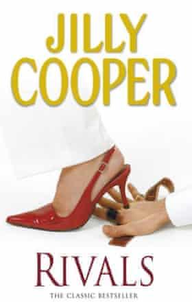 Jilly Cooper - rivals
