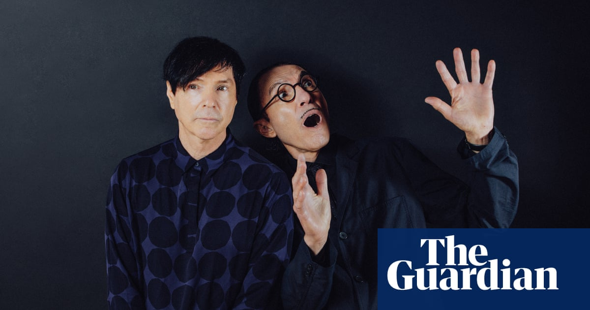'We have a hostility to being boring': Sparks, still flying in their 70s
