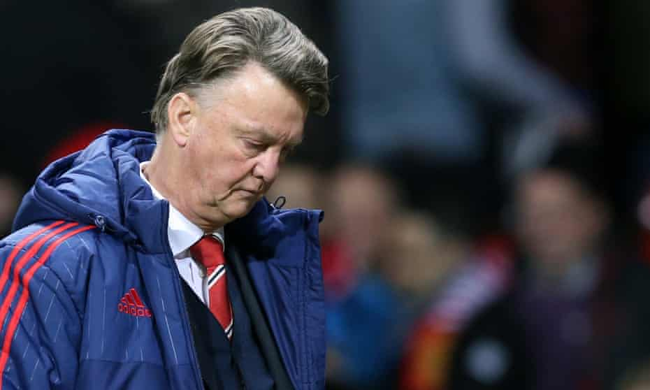 Louis van Gaal, Manchester United manager