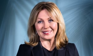 Kirsty Young.