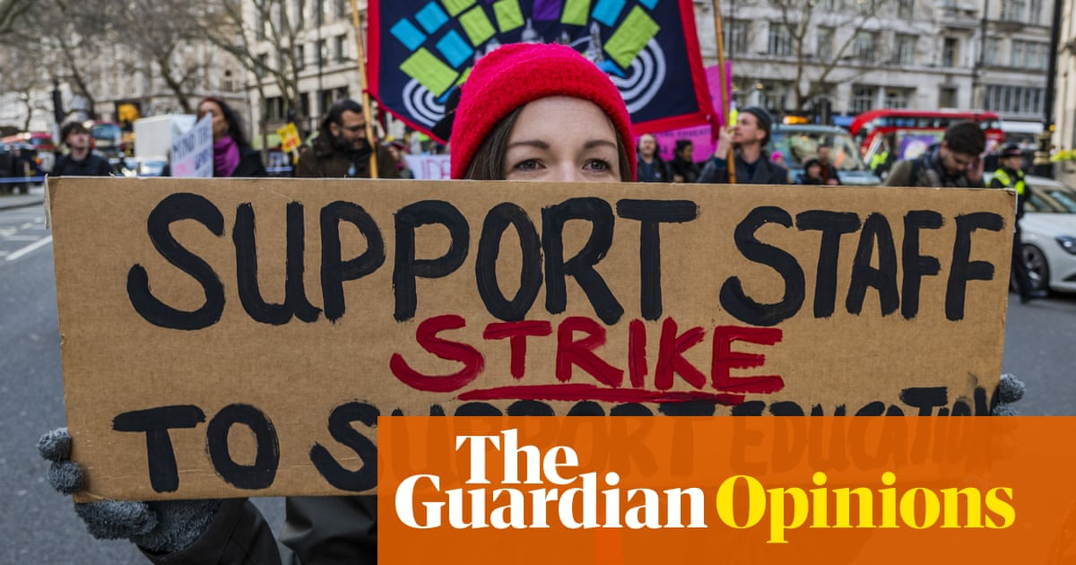 Lecturers went on strike over insecure jobs – now we fear coronavirus cuts   Charlotte Morris