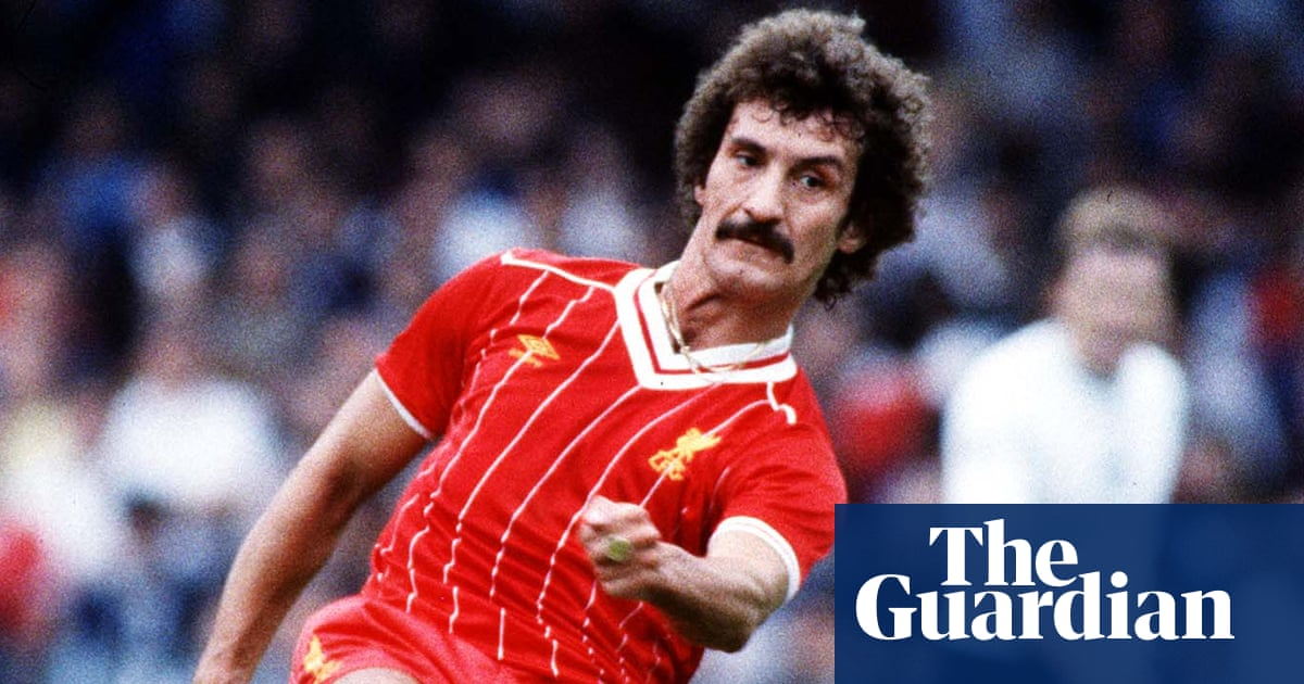 Liverpool great Terry McDermott diagnosed with dementia