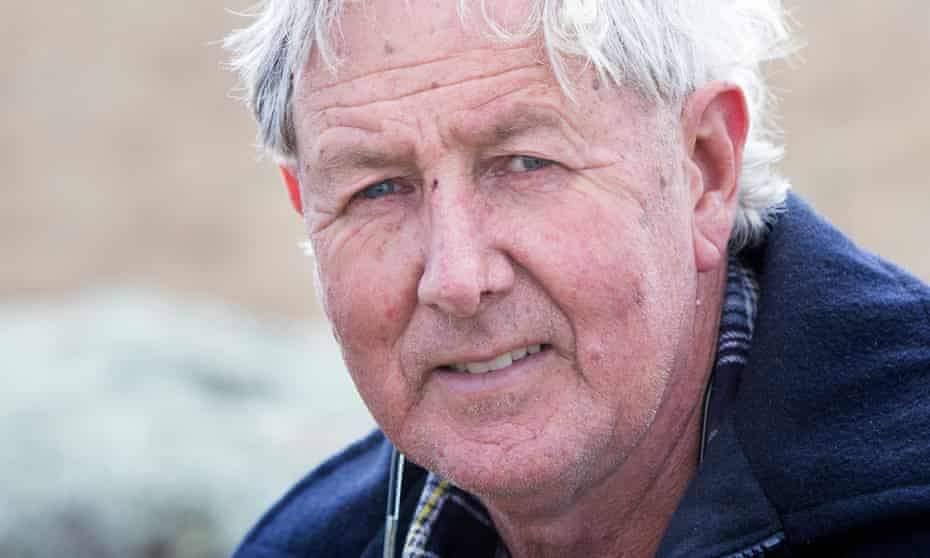 Farmer and author Charles Massy
