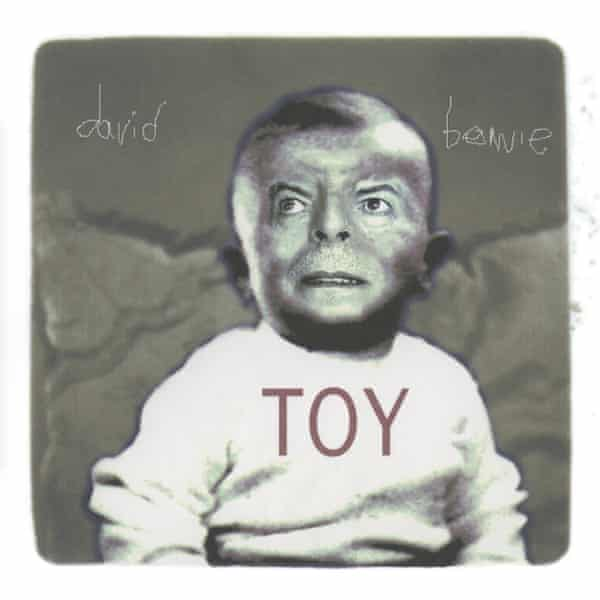 The new artwork for Toy.