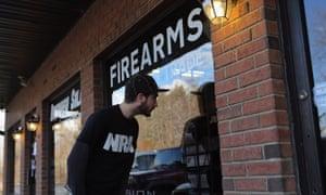 Sandy Hook shooting military-style rifles