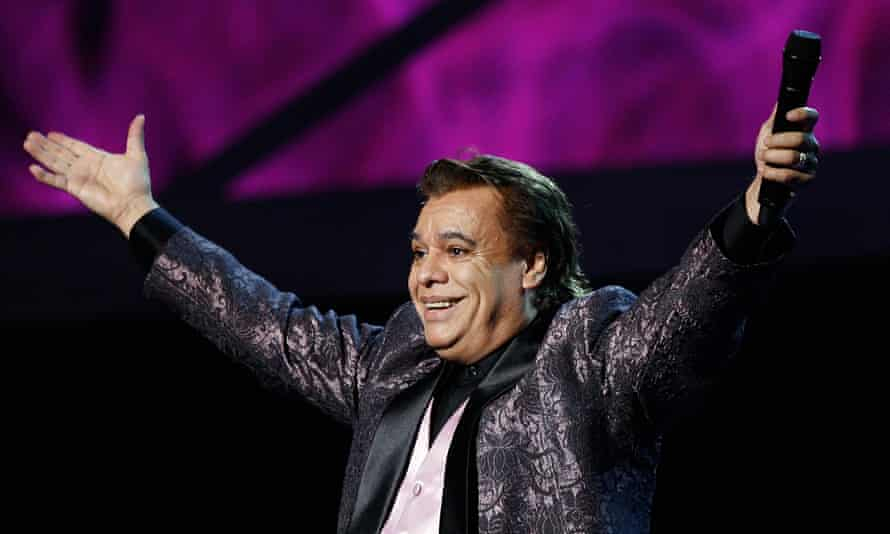 Juan Gabriel 'has passed on to become part of eternity', his press office said in a statement