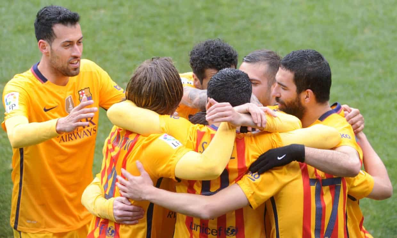 Video: Eibar vs Barcelona