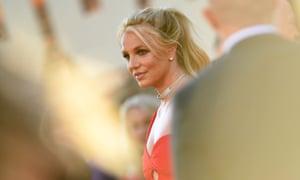 Britney Spears pada 2019.