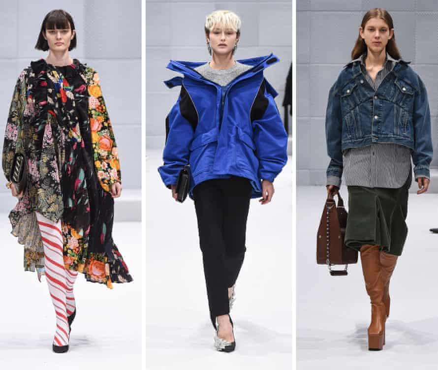 Balenciaga autumn/winter 2016 show in Paris had just one non-white model.