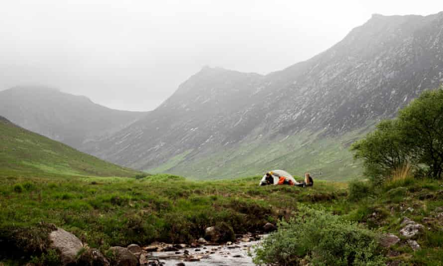 Glen Sannox. Wild Guide Scotland