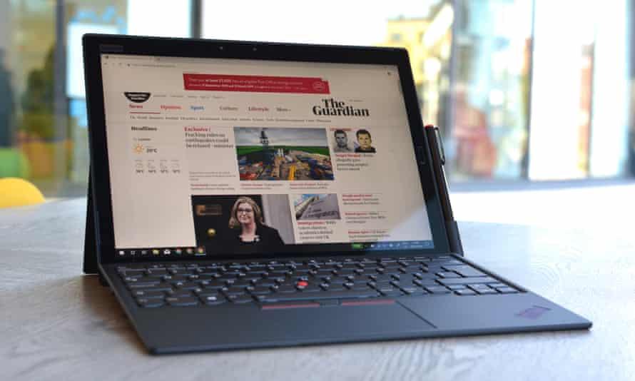 Lenovo ThinkPad X1 Tablet review