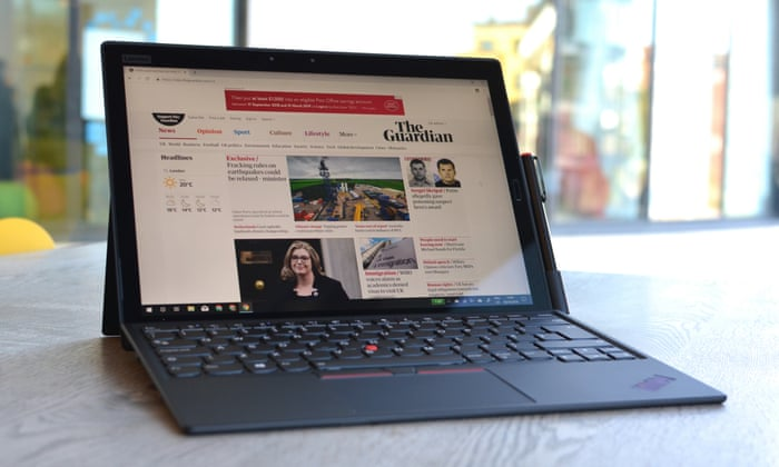 Lenovo Thinkpad X1 Tablet review: as good as Surface Pro but