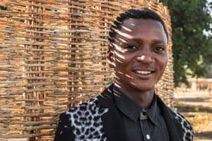 James Gomani, an accountancy student in Malawi