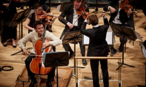 Leonard Elschenbroich performs the premiere of Mark Simpson's Cello Concerto, with the BBC Philharmonic conducted Clemens Schuldt, at Manchester's Bridgewater Hall.