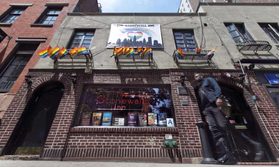 The Stonewall Inn today, 46 years after the riots.