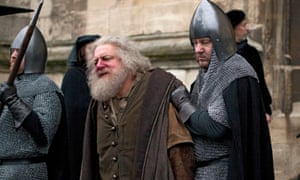 Simon Russell Beale as Falstaff in Henry IV Part II