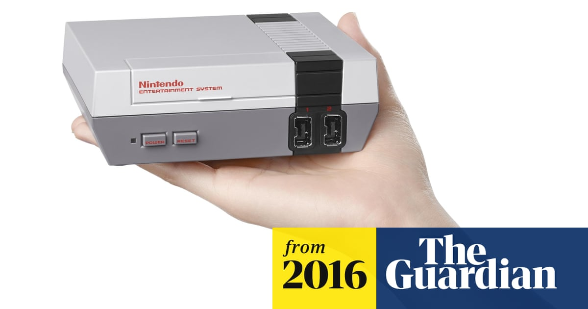 Party like it's 1983: Nintendo Classic Mini aims to pique gamers